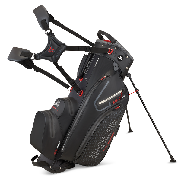 Aqua Hybrid 2 Standbag, schwarz