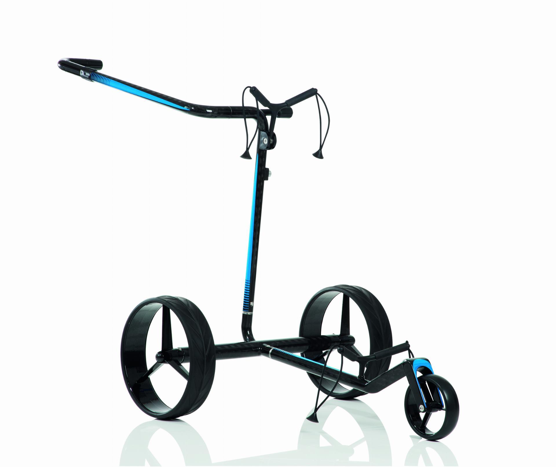 JuCad - Carbon Travel 2.0 - schwarz/blau