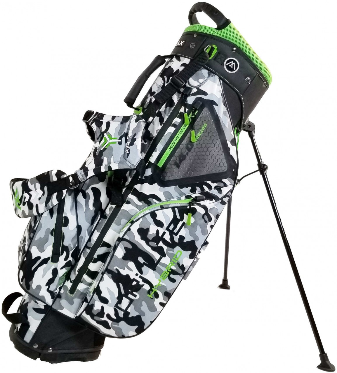 Dri Lite Hybrid 14 Standbag, camouflage