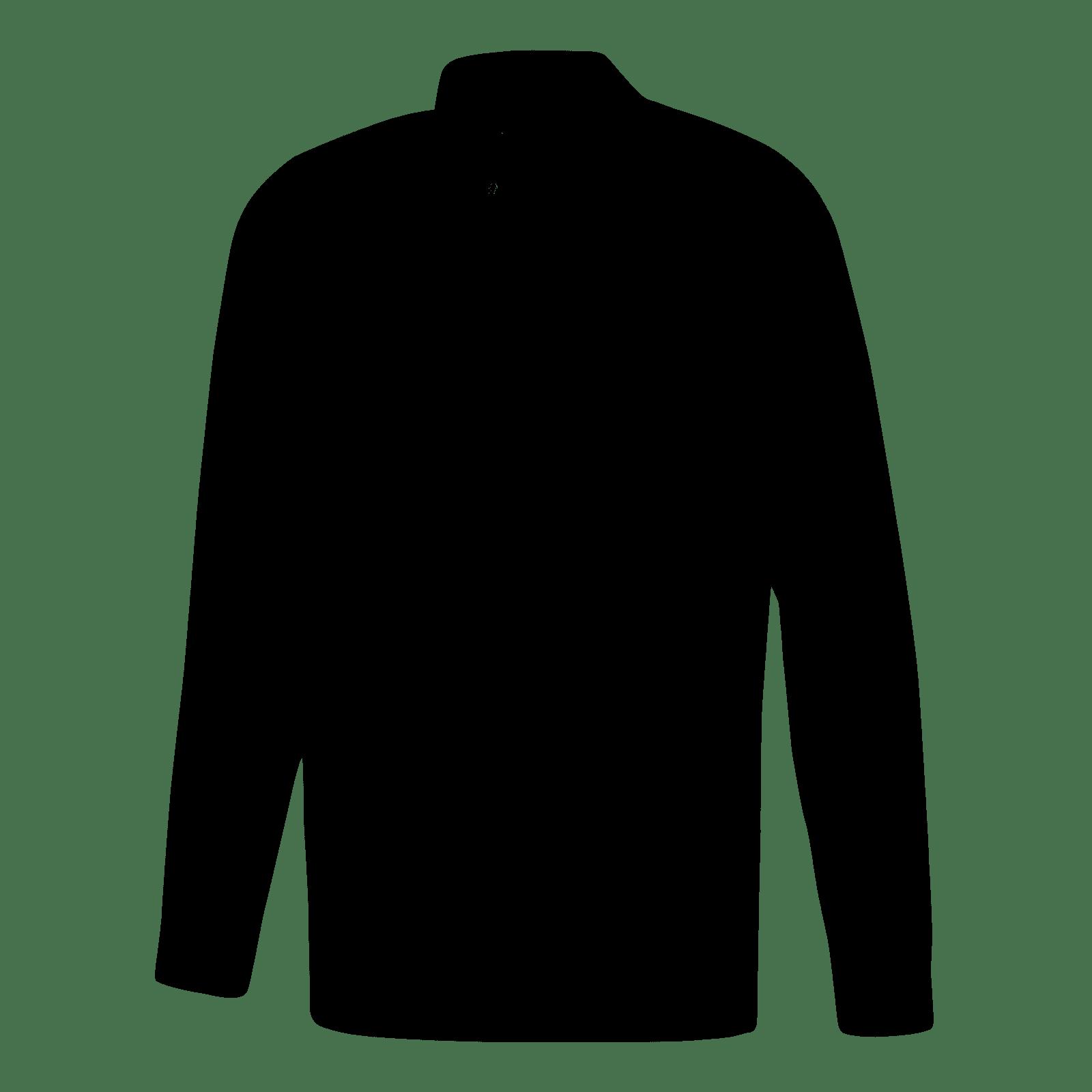 Sport 1/4 Zip Pullover, Schwarz