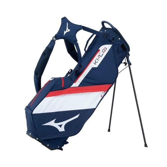 K1-LO Standbag, navy/rot