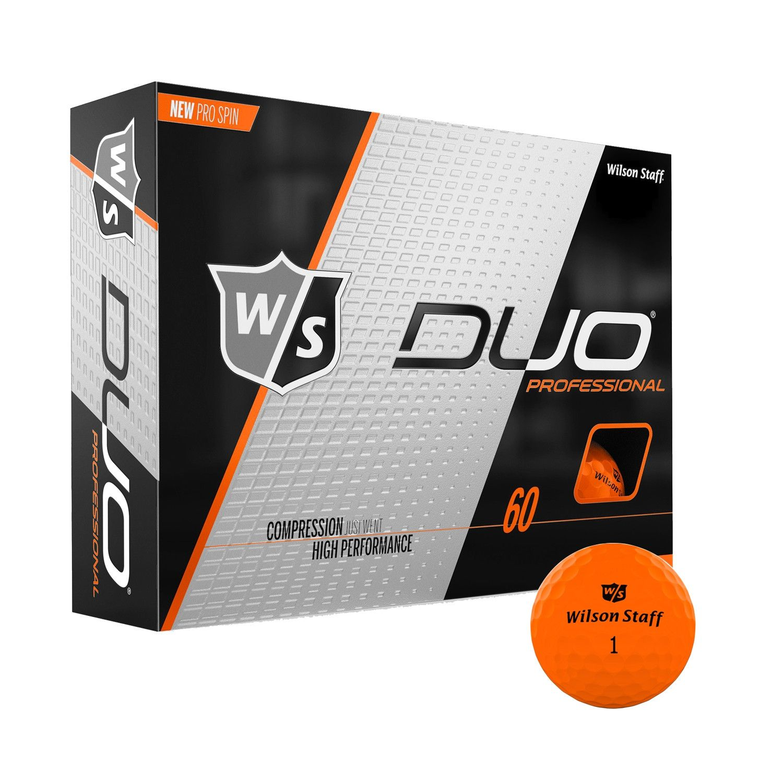 Duo Professional Golfbälle, orange