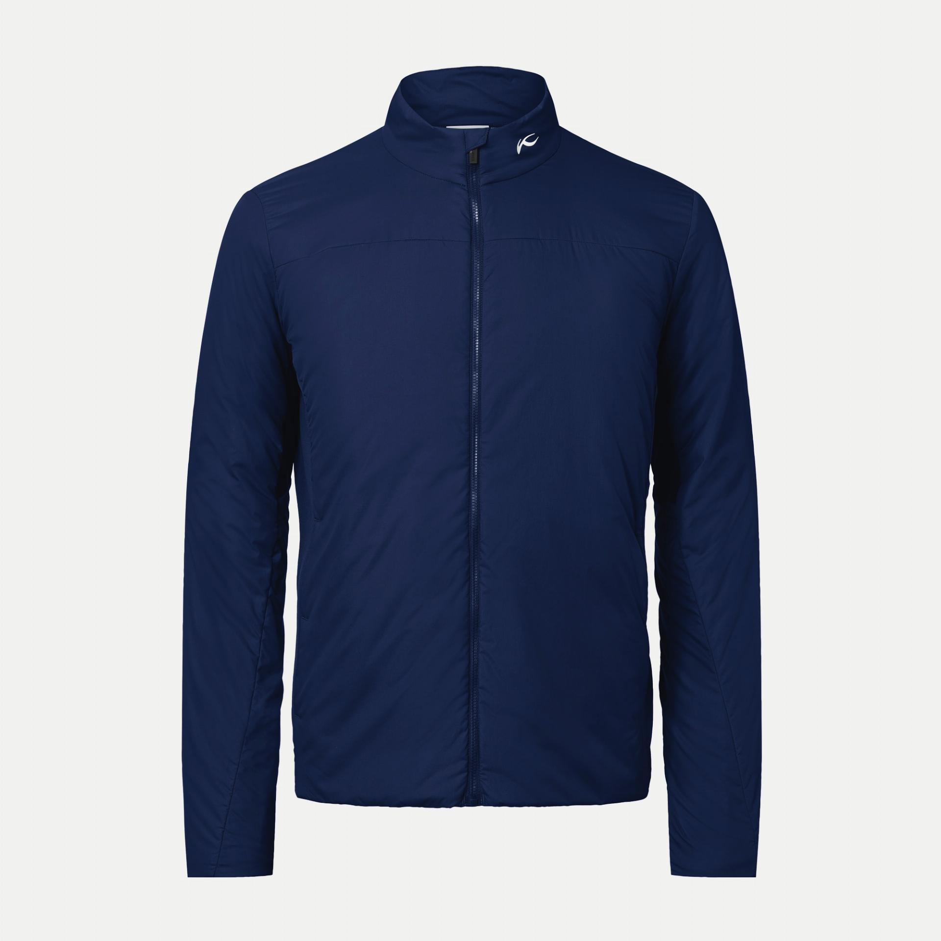 Radiation Jacke, blau