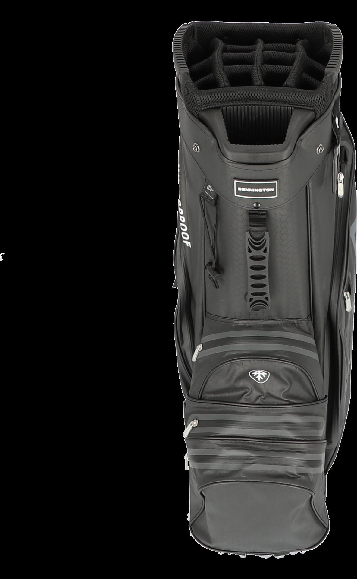 Dry 14 GO Waterproof Cartbag, schwarz