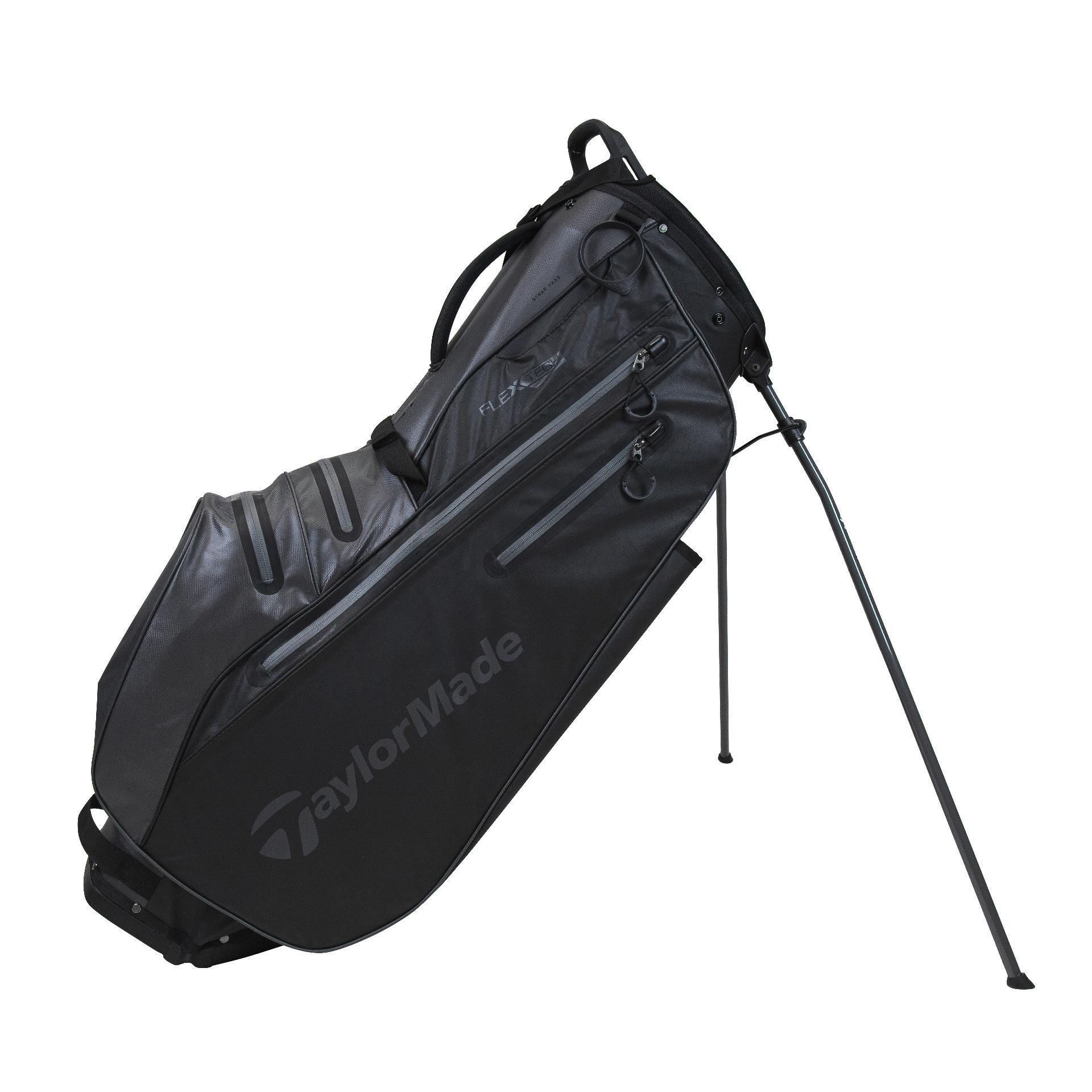 FlexTech Waterproof Standbag, schwarz/dunkelgrau