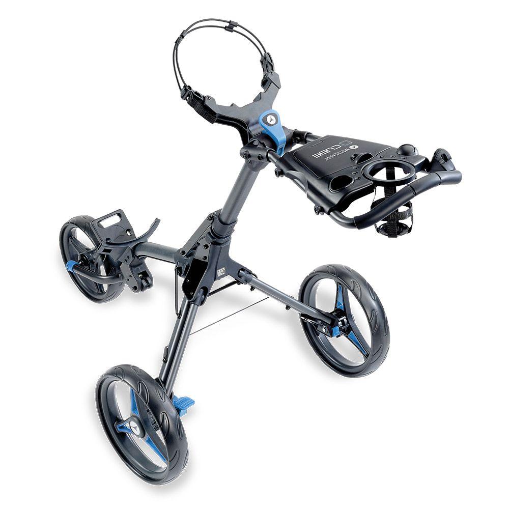 CUBE Trolley, blau
