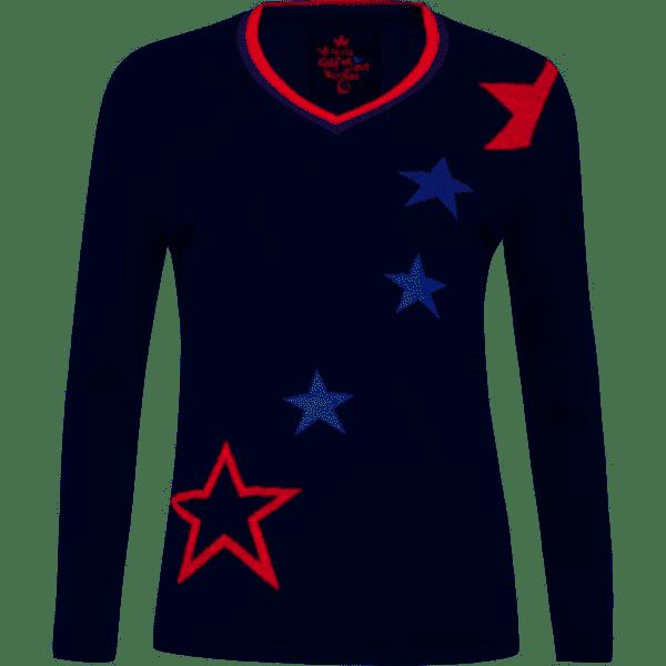 Pullover, navy