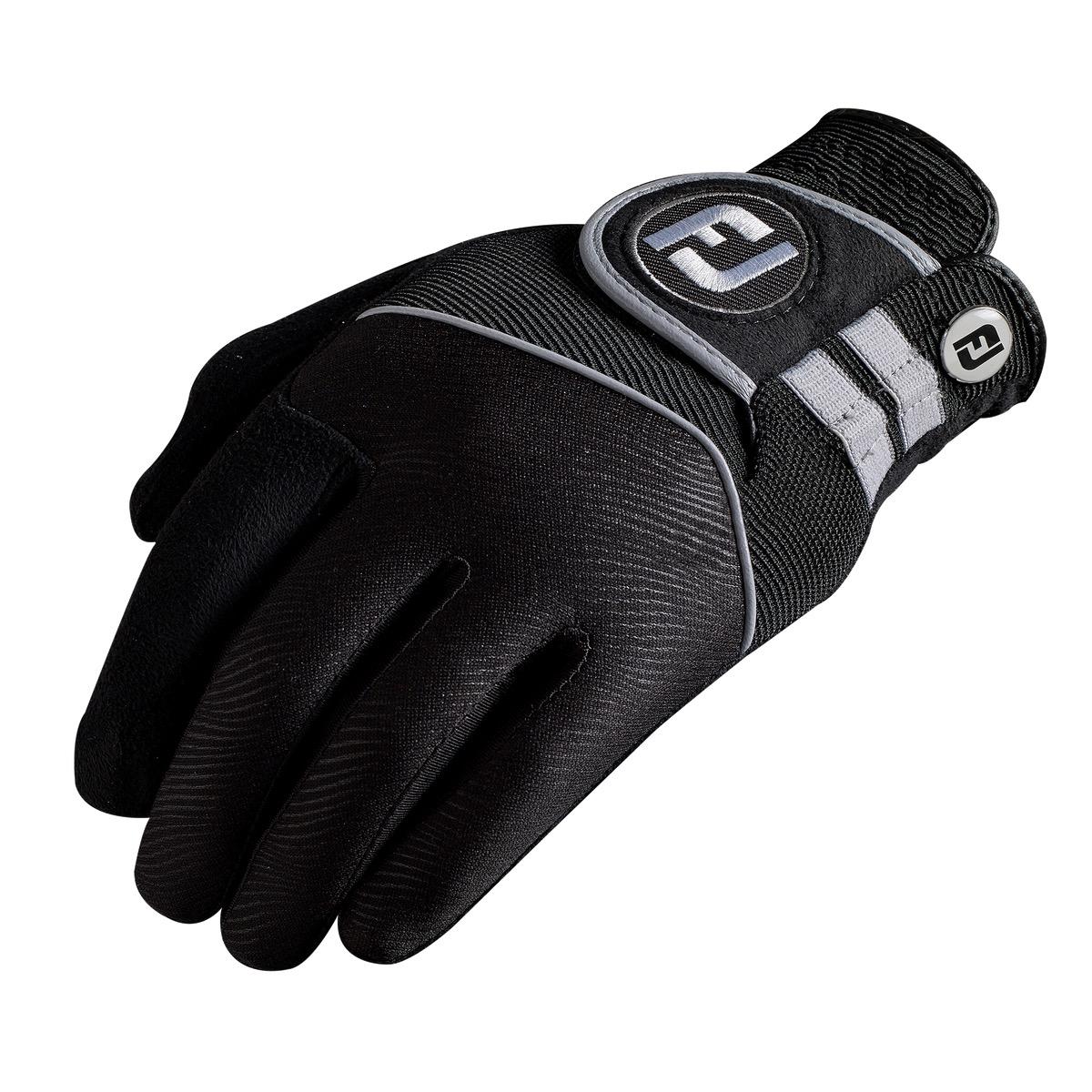 RainGrip Handschuhe, schwarz