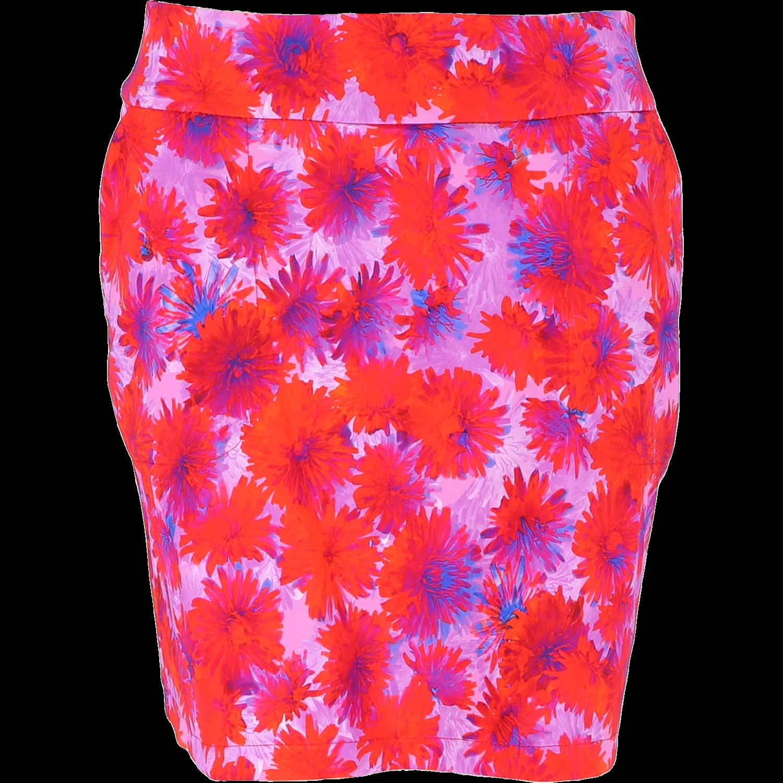 LISSY Skort - Flower Jersey, fantasy