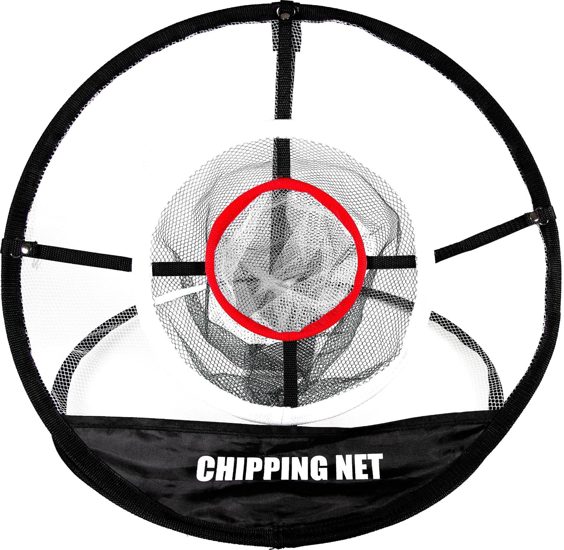 Chippingnetz mit Zielscheibe