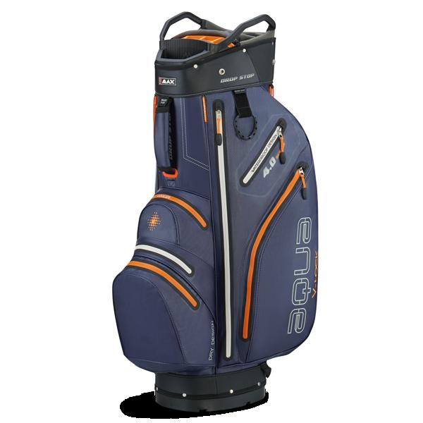 Aqua V-4 Organizer Cartbag, blau/schwarz/orange