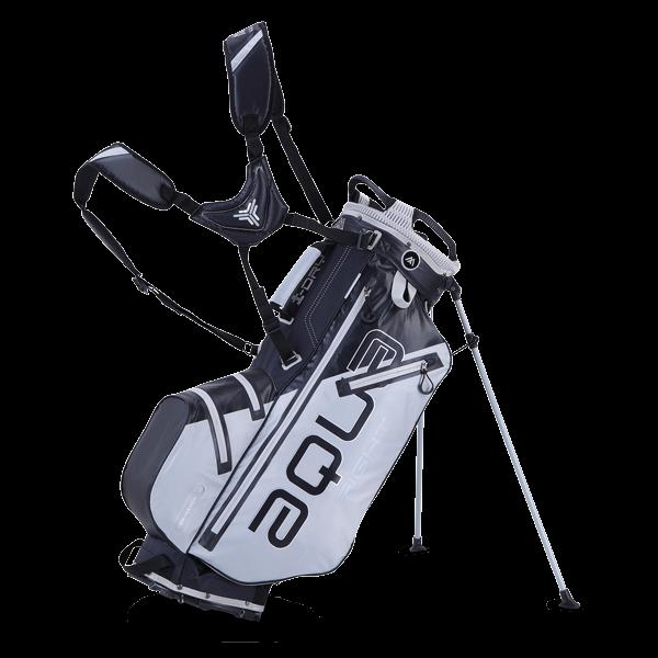 Aqua Eight Standbag, grau/schwarz