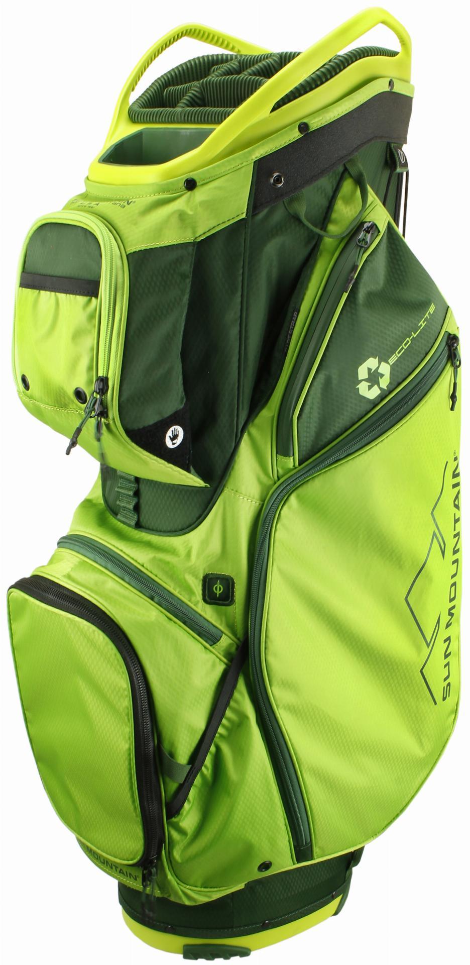 ECO-LITE Cartbag, grün