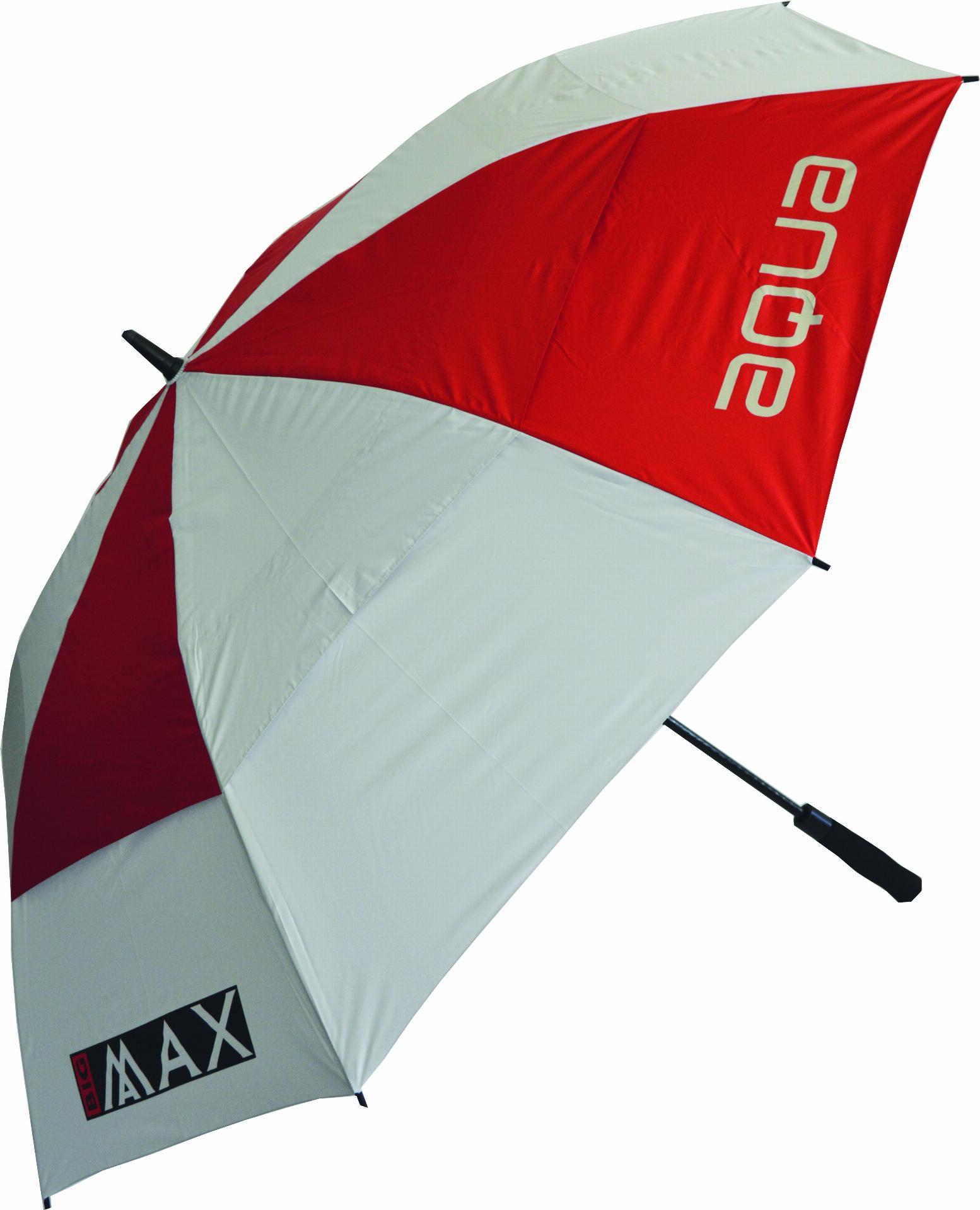 Aqua XL UV Regenschirm - white-red