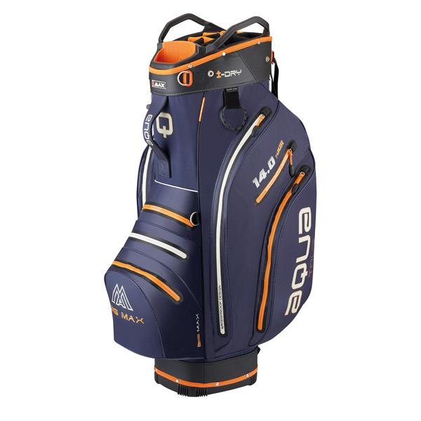 Aqua Tour 3 Cartbag, blau/schwarz/orange