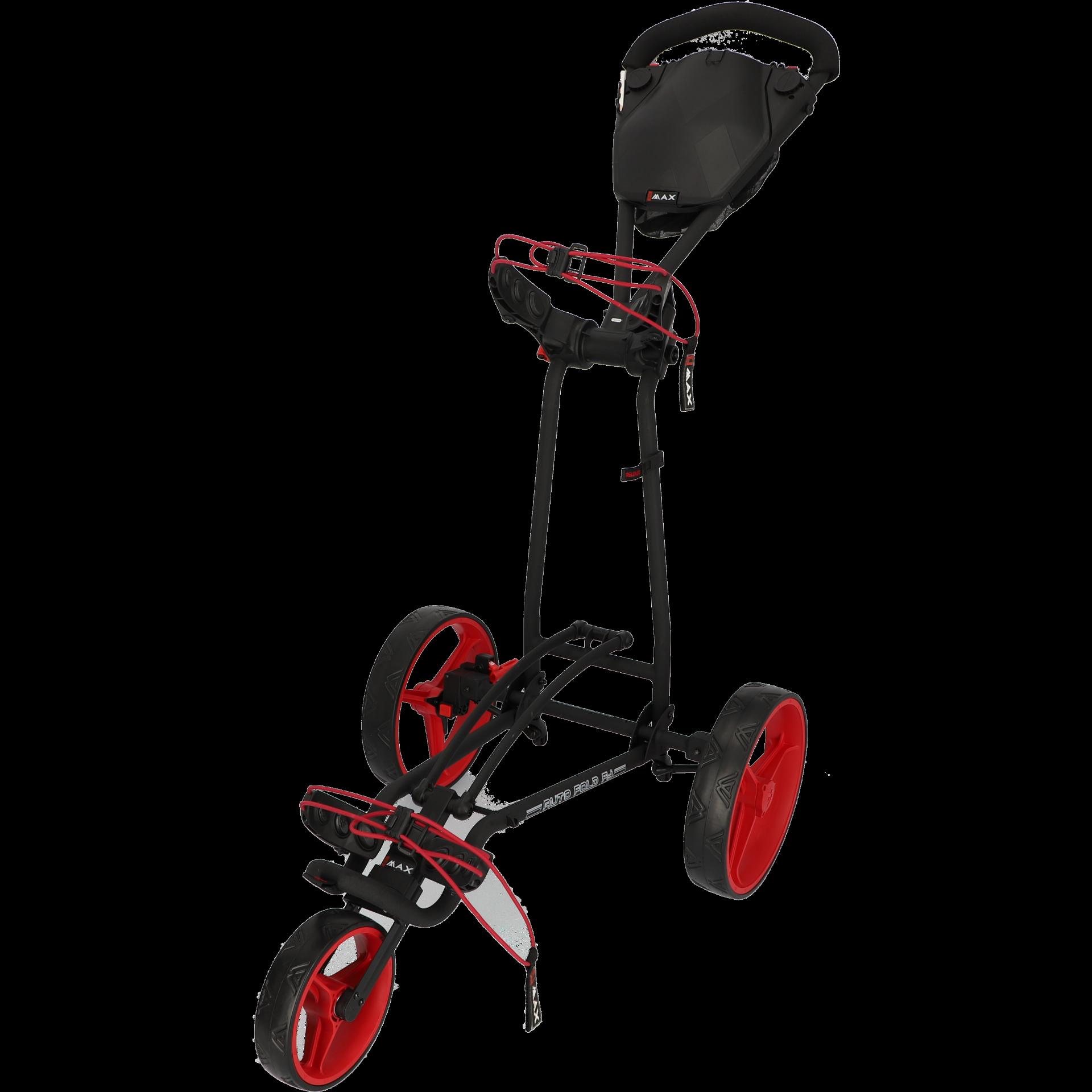 Autofold FF Trolley, schwarz/rot