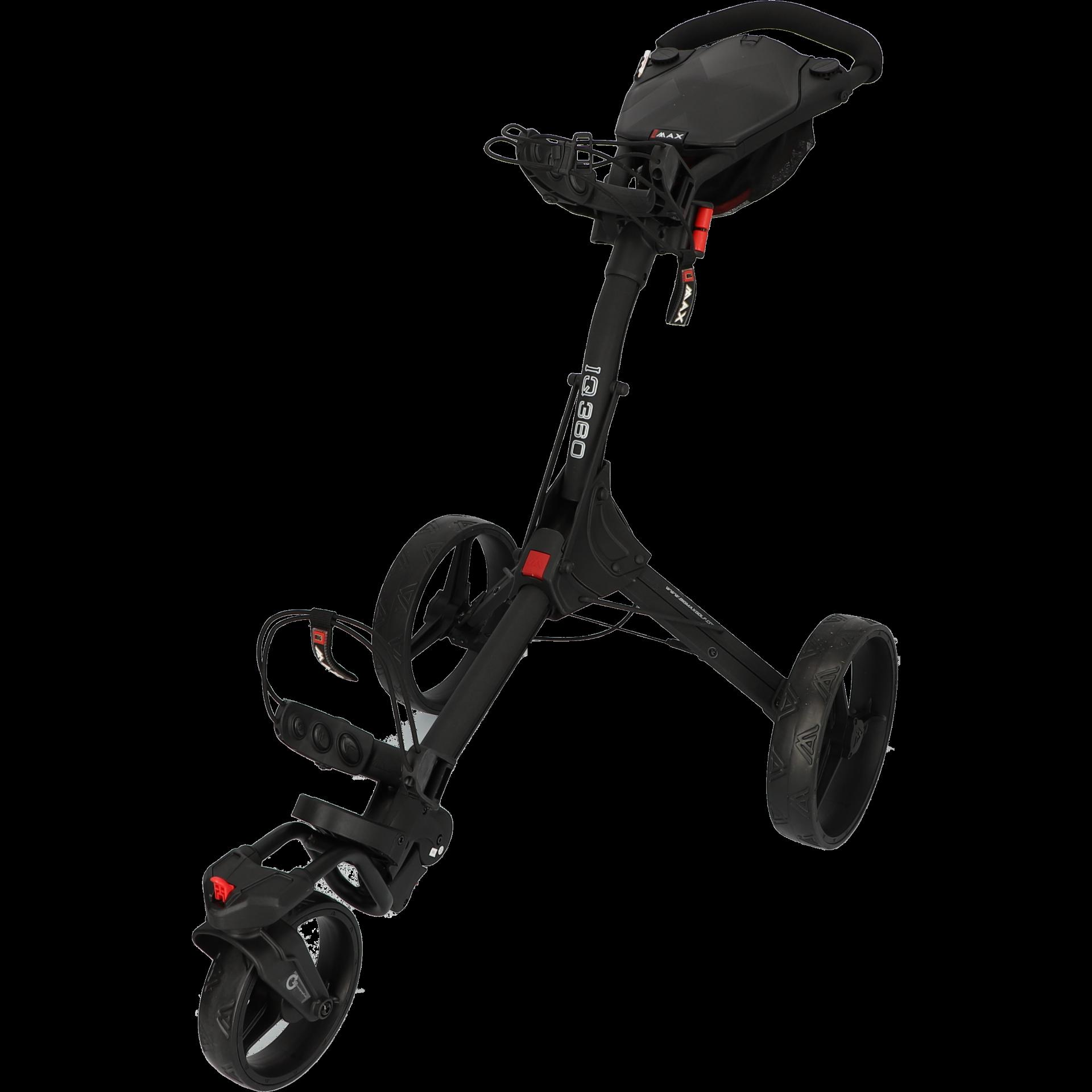 IQ 360 Trolley, schwarz