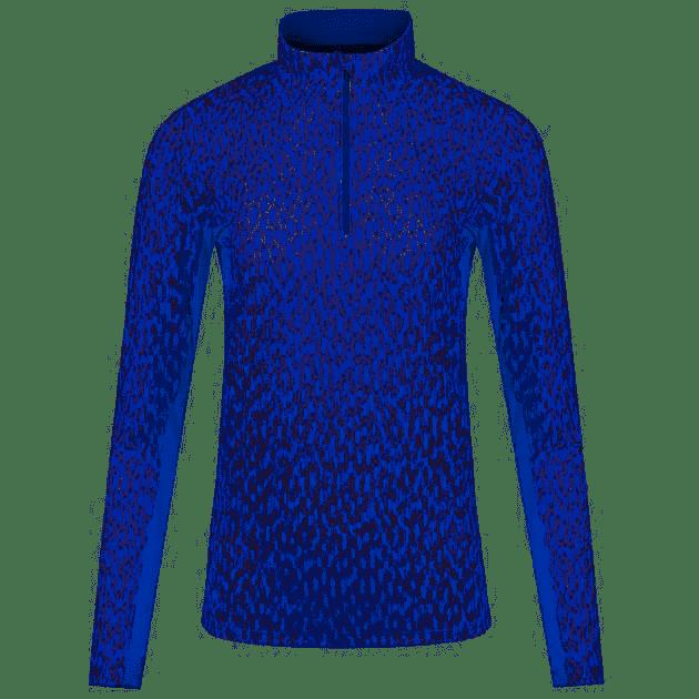 Sunshine Sport Half-Zip Midlayer, Buttercream