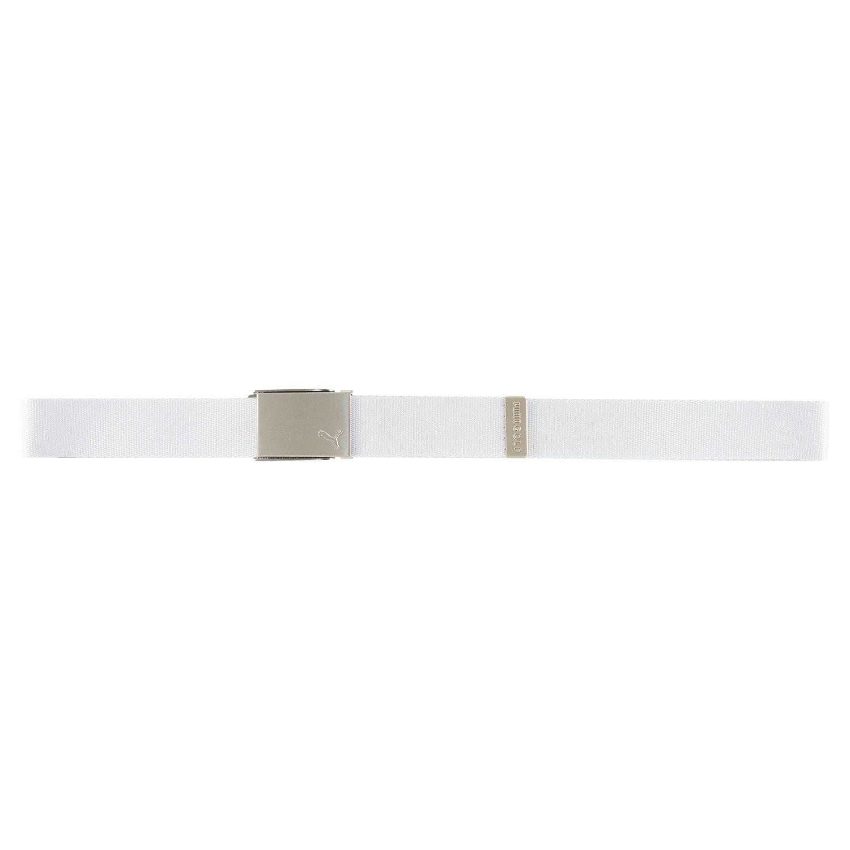 Reversible Web Belt - white