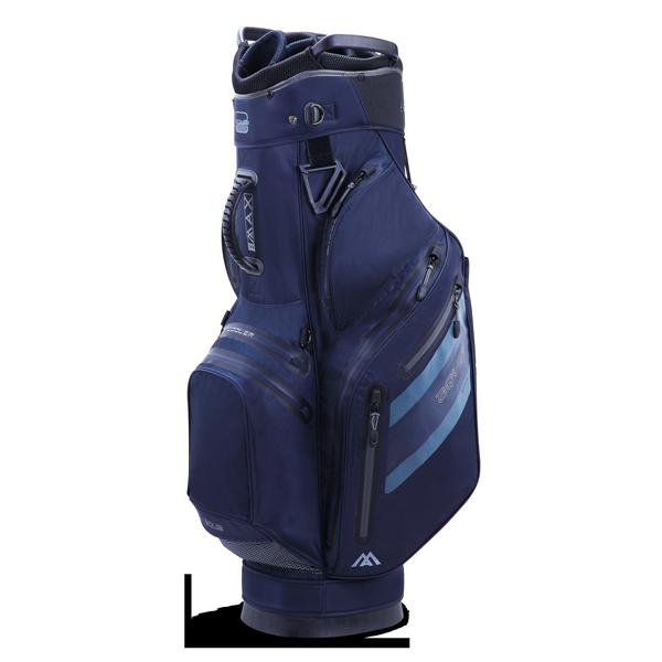 Aqua Style 3 Cartbag, blueberry