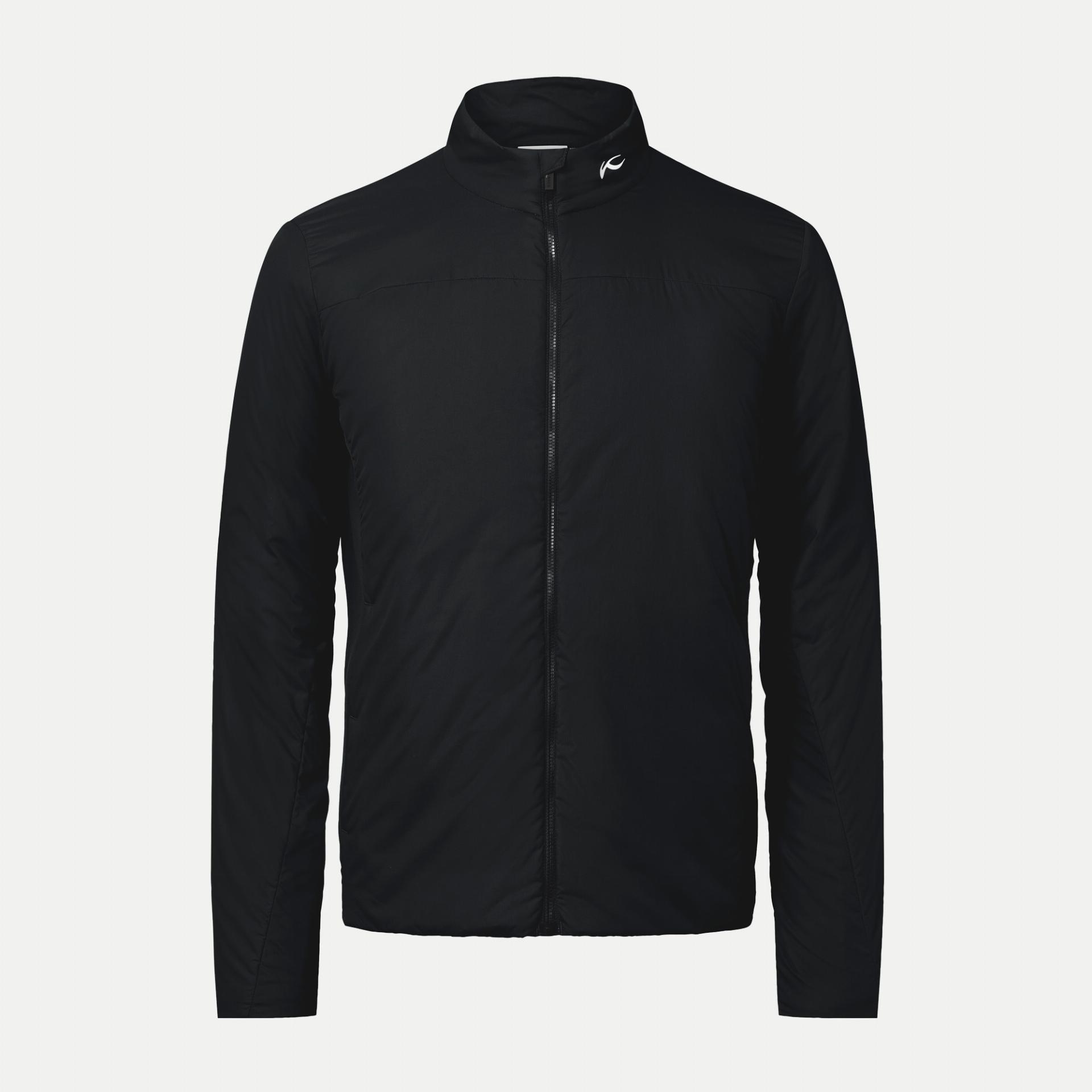 Radiation Jacke, schwarz