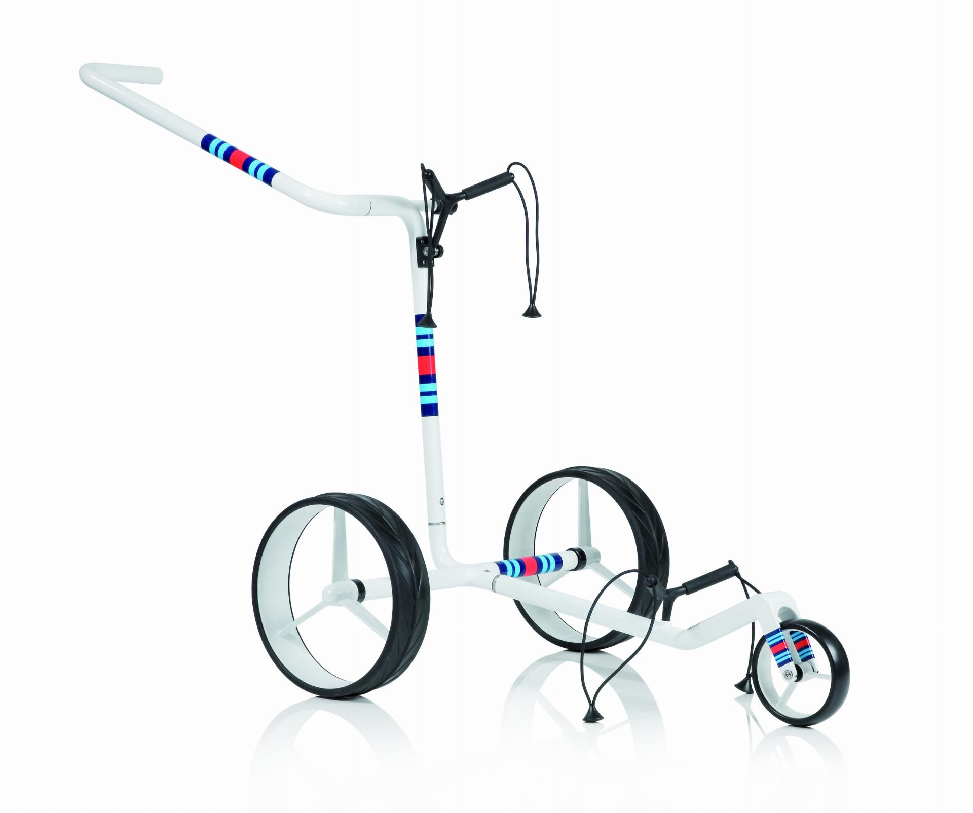 JuCad Carbon Travel 2.0 - Racing White