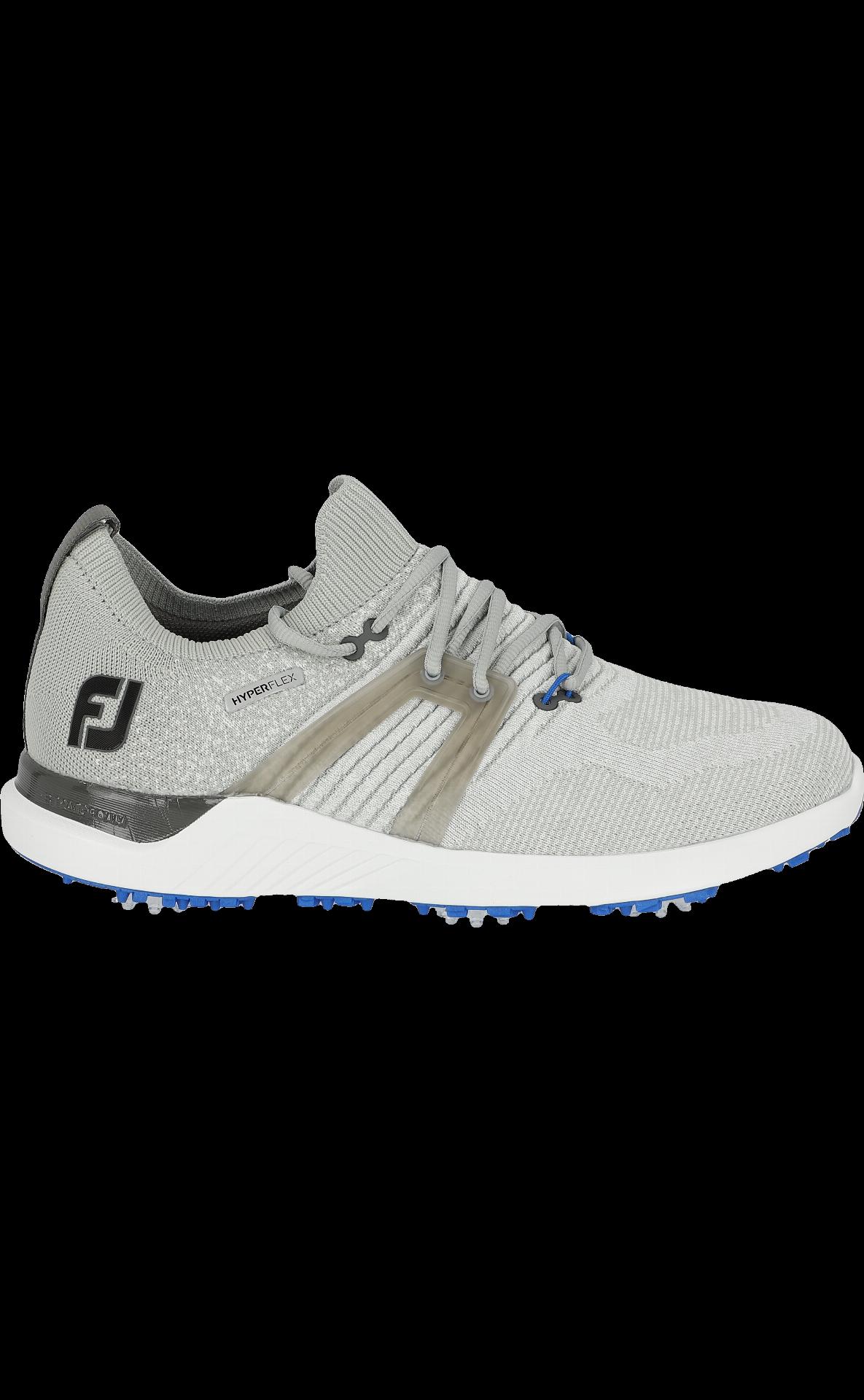 Hyperflex, grau/weiß/blau