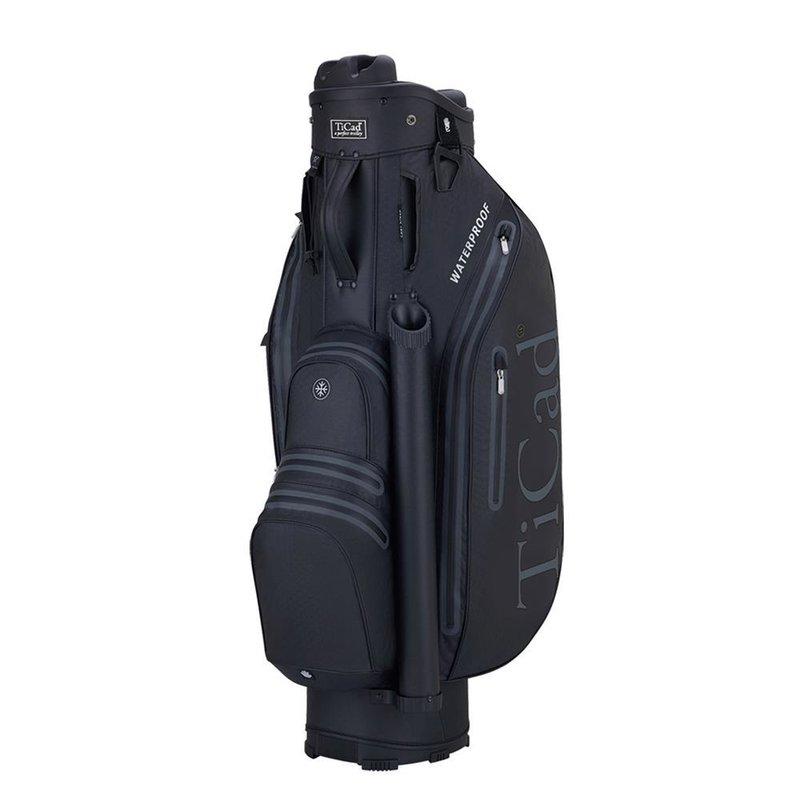 Dry QO 9 Waterproof Cartbag, schwarz