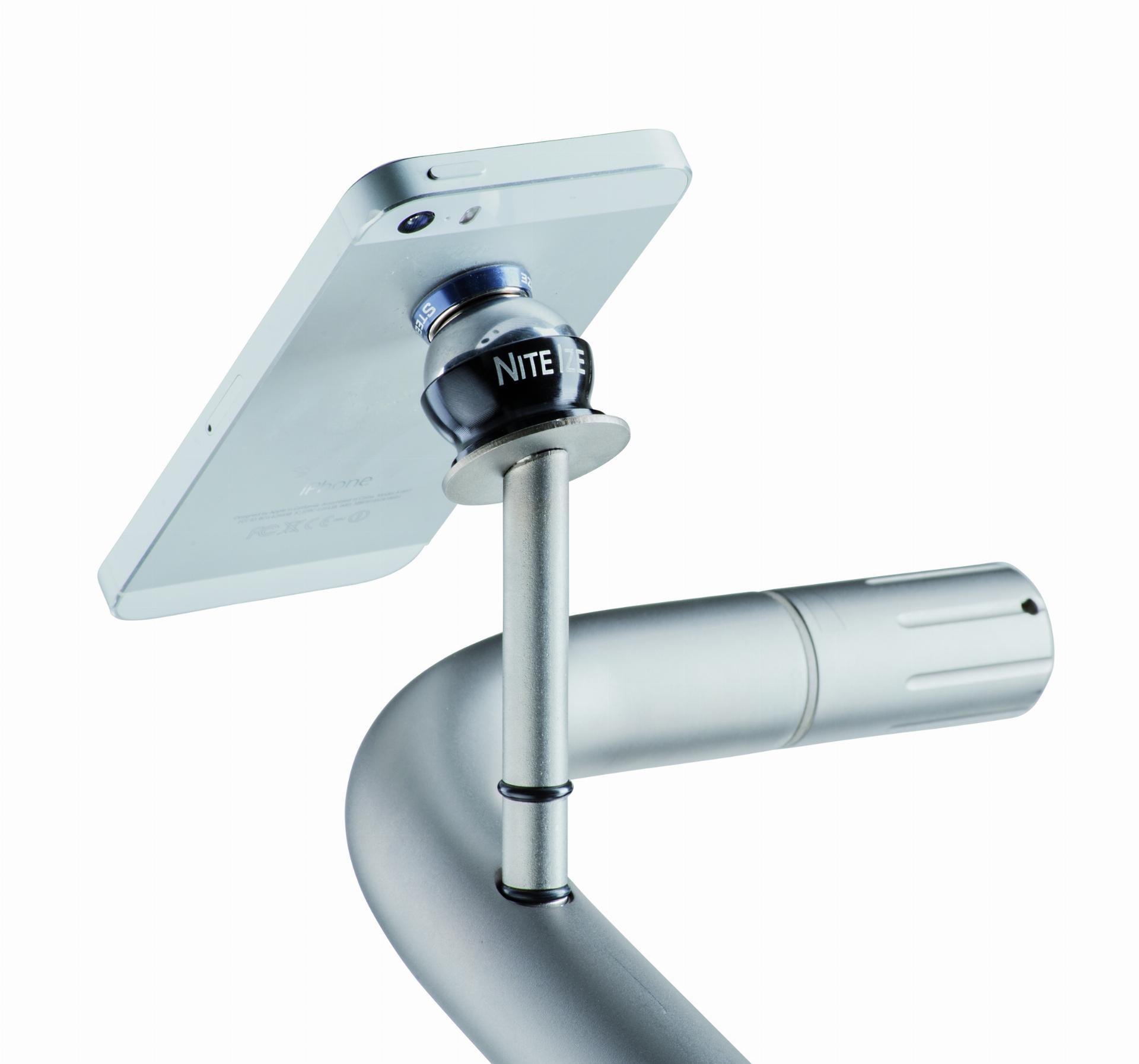 JuCad - Magnethalterung für iPhone, Fernsteuerung oder GPS-Systeme
