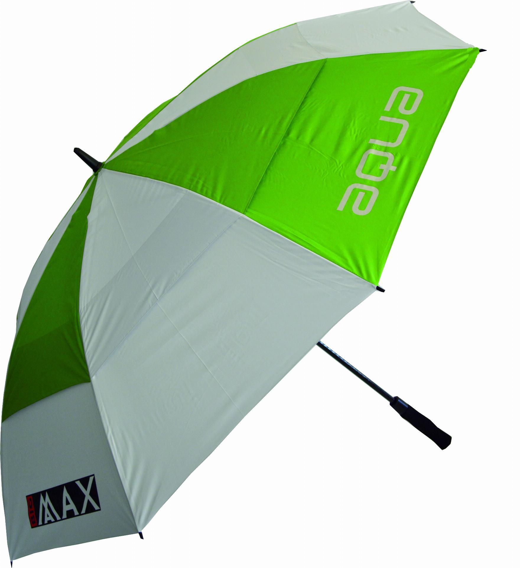Aqua XL UV Regenschirm - white-lime