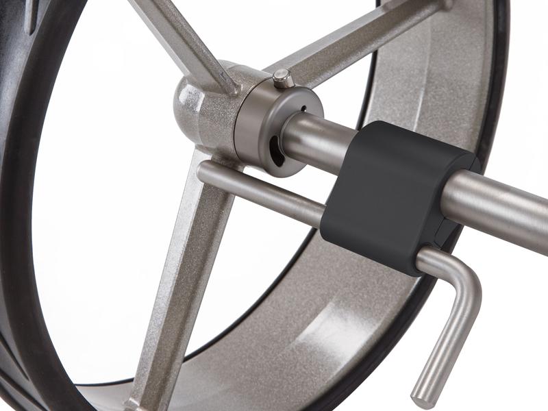 JuCad - Bremse für manuelle Caddys - 25mm