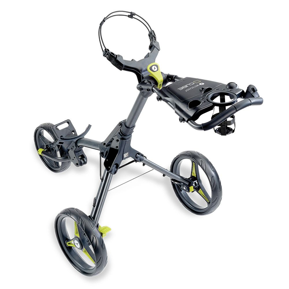 CUBE Trolley, lime