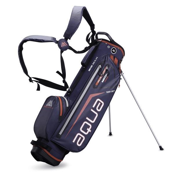 Aqua Seven Standbag, blau/rust